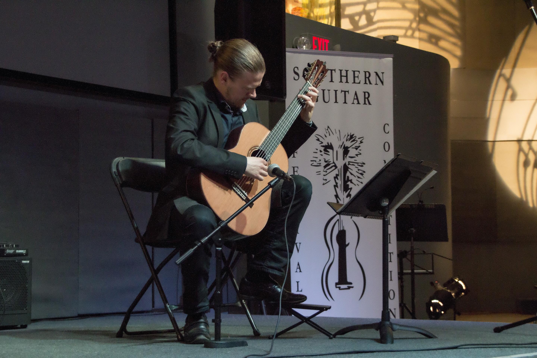 Otto Tolonen concert