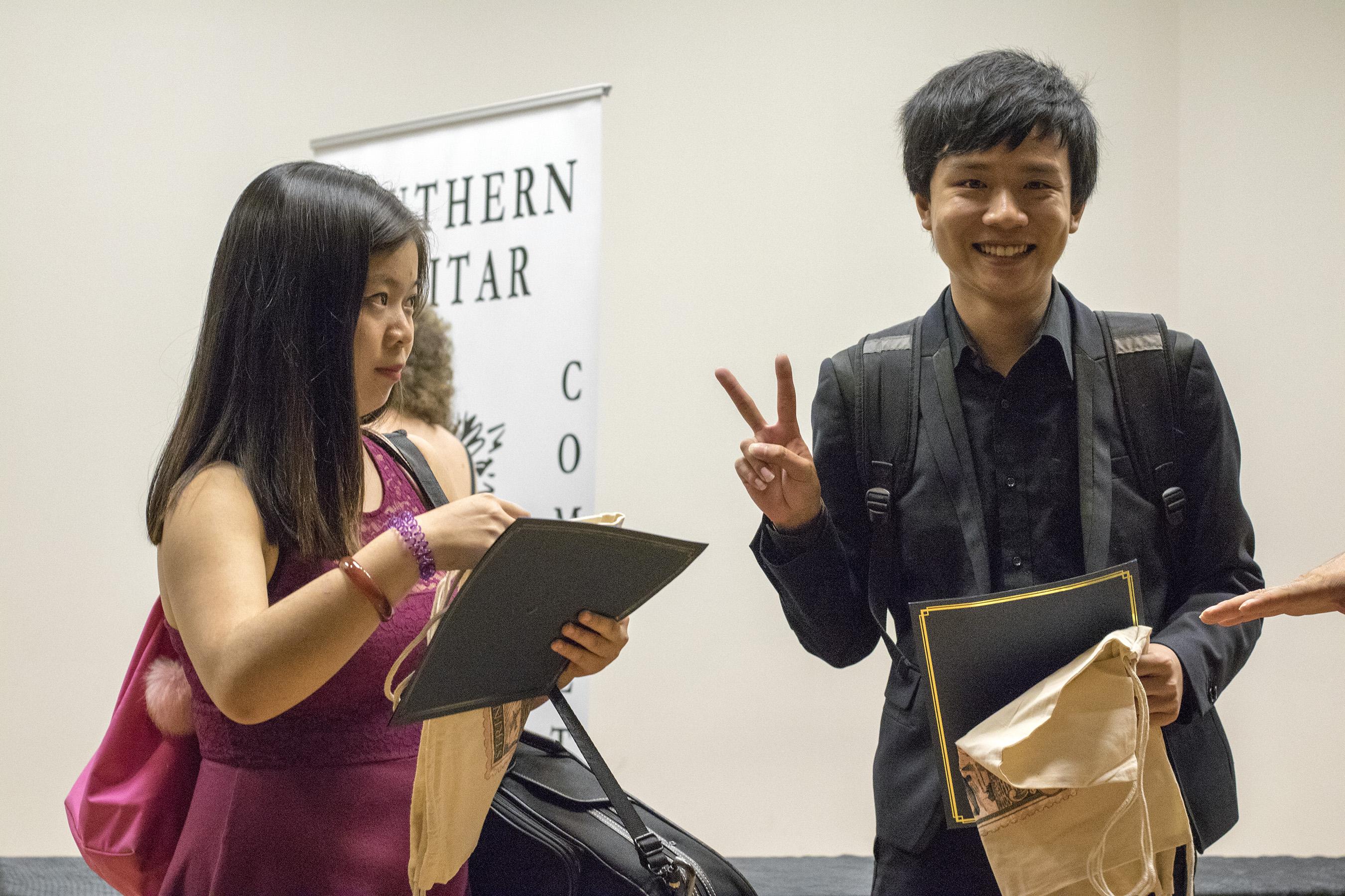 Ensemble Winners W.E. Duo