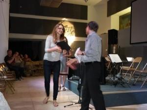 Janet Grohovac Div I Winner